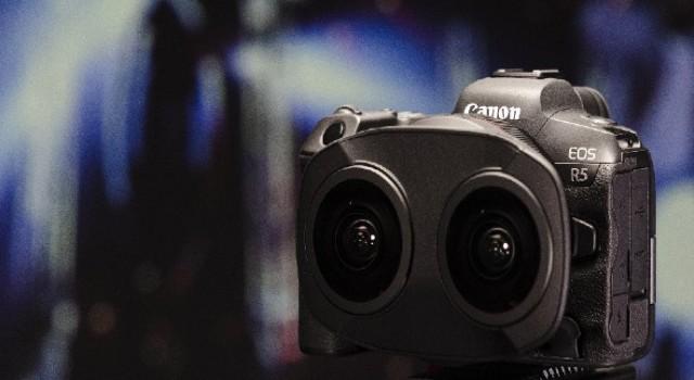Canon'dan dijital lensli fotoğraf makineleri için devrim niteliğinde inovasyon