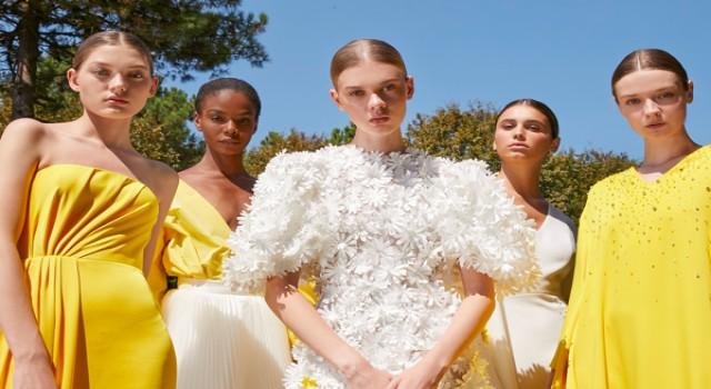 Fashion Week İstanbul, ikinci gününü geride bıraktı